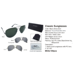 Classic Sunglasses 4